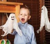 Duszki na Halloween zabawy dla dzieci