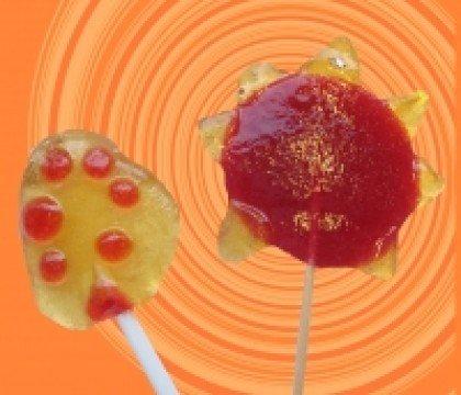 przepis na lizaki z soku owocowego