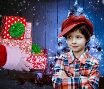 Mamo, czy Mikołaj istnieje?