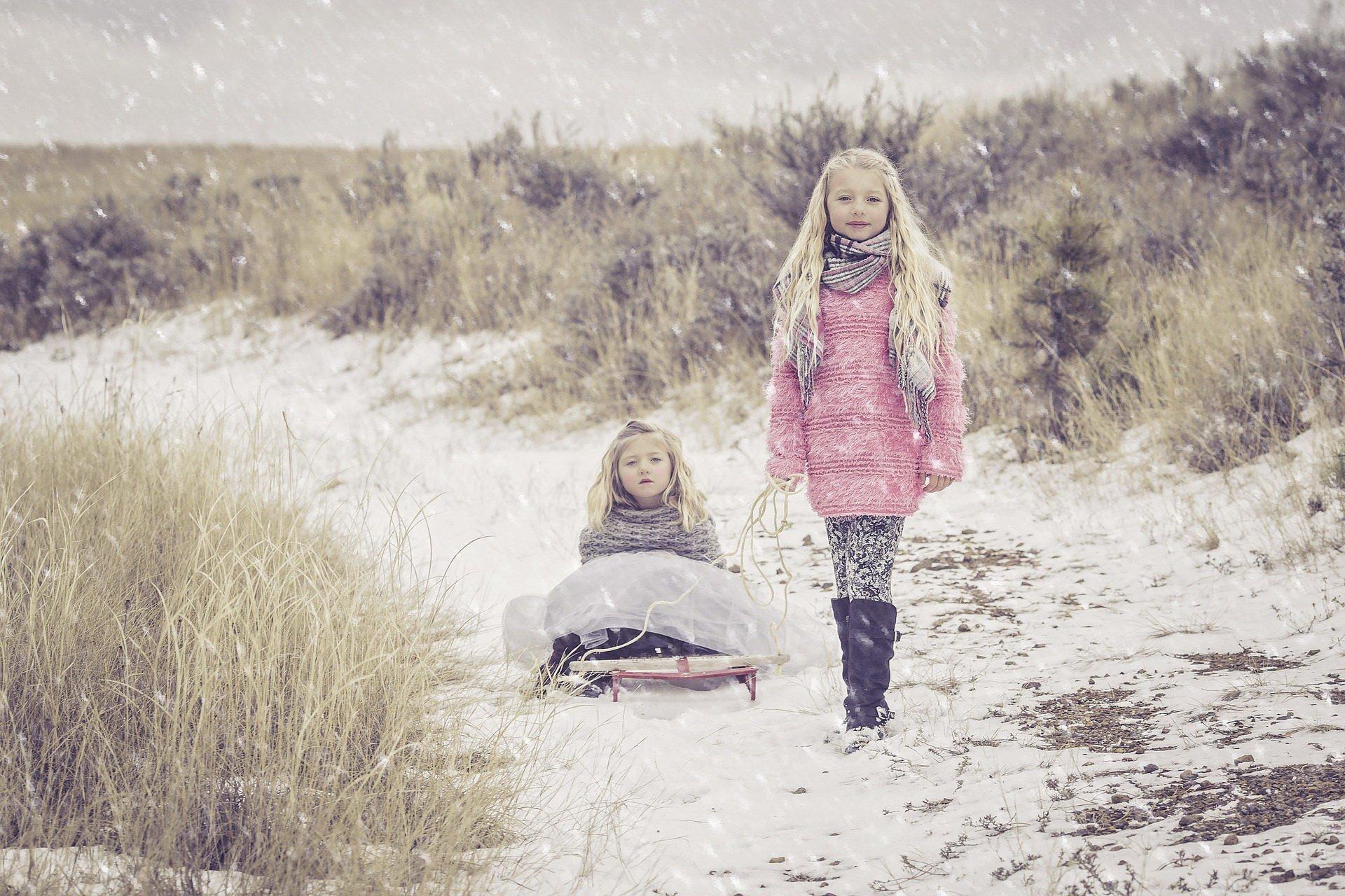 Pomysły na zabawy z dzieckiem zimą