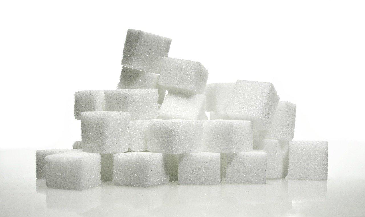 pixabay cukier kostka