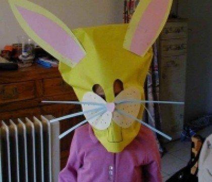Maski karnawałowe – Zajączki