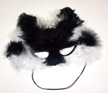 Maski karnawałowe – Baranek i Kot