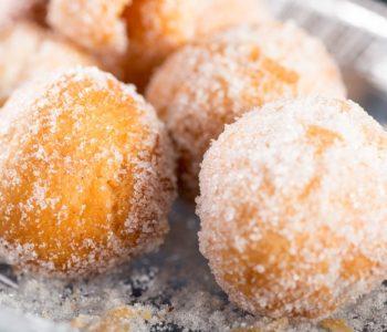 Przepis na ciasteczka –  kulki śniegowe