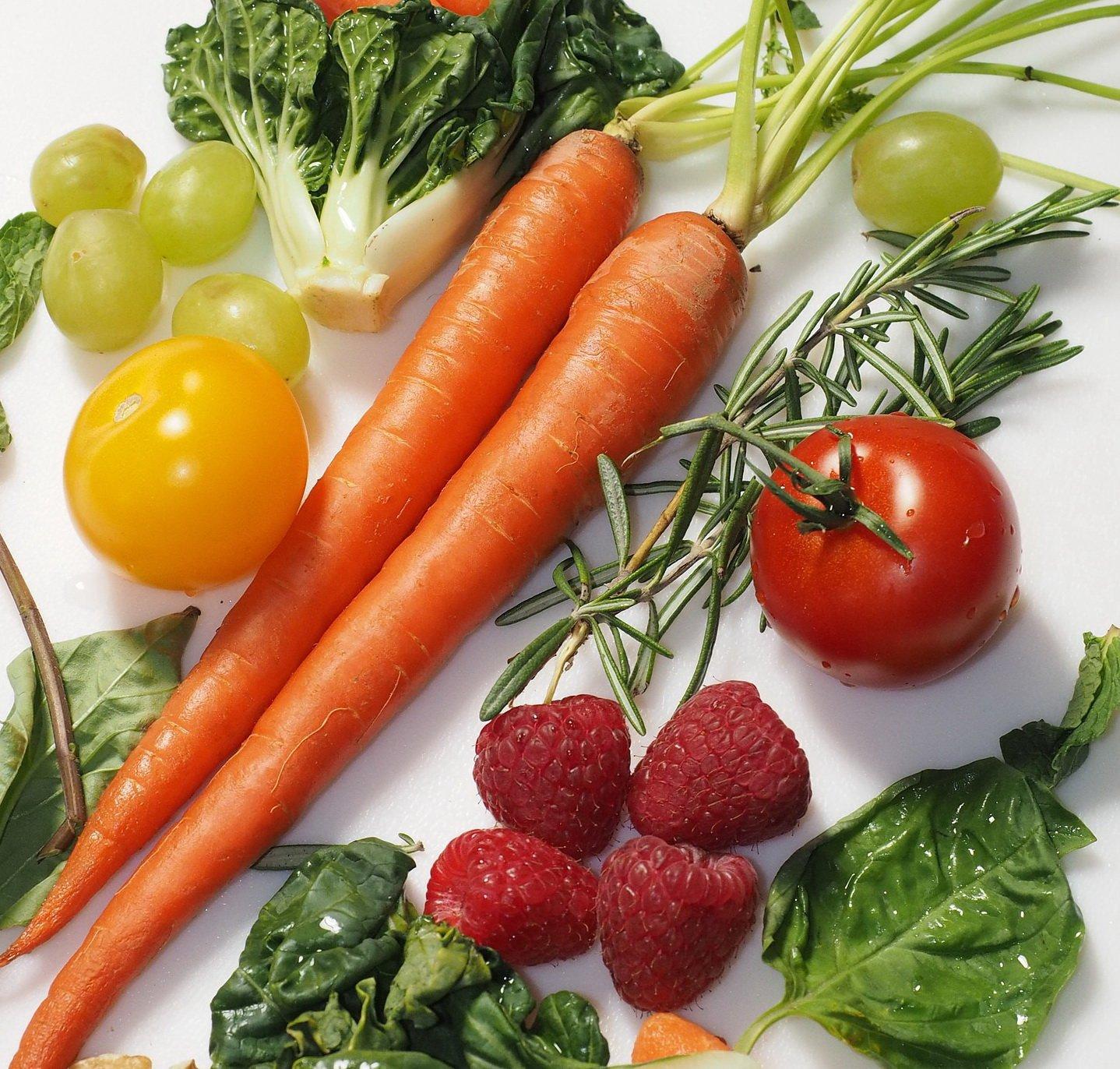 Warzywa i owoce jakie mają witaminy