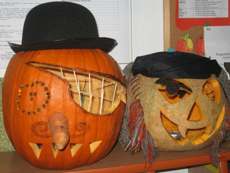 Halloween-Dynie-z-Chatki-Puchatka-w-Kwidzynie