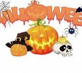 Hallowen wzbudza strach