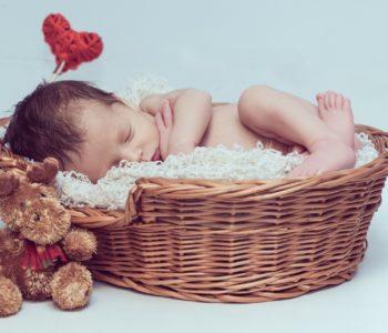 Walentynka dla maluszka