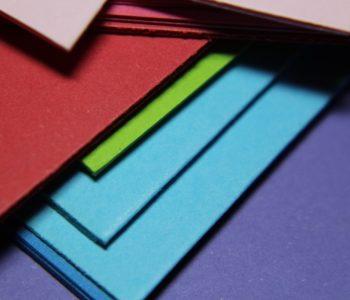 pixabay kartki papier kolorowy blok