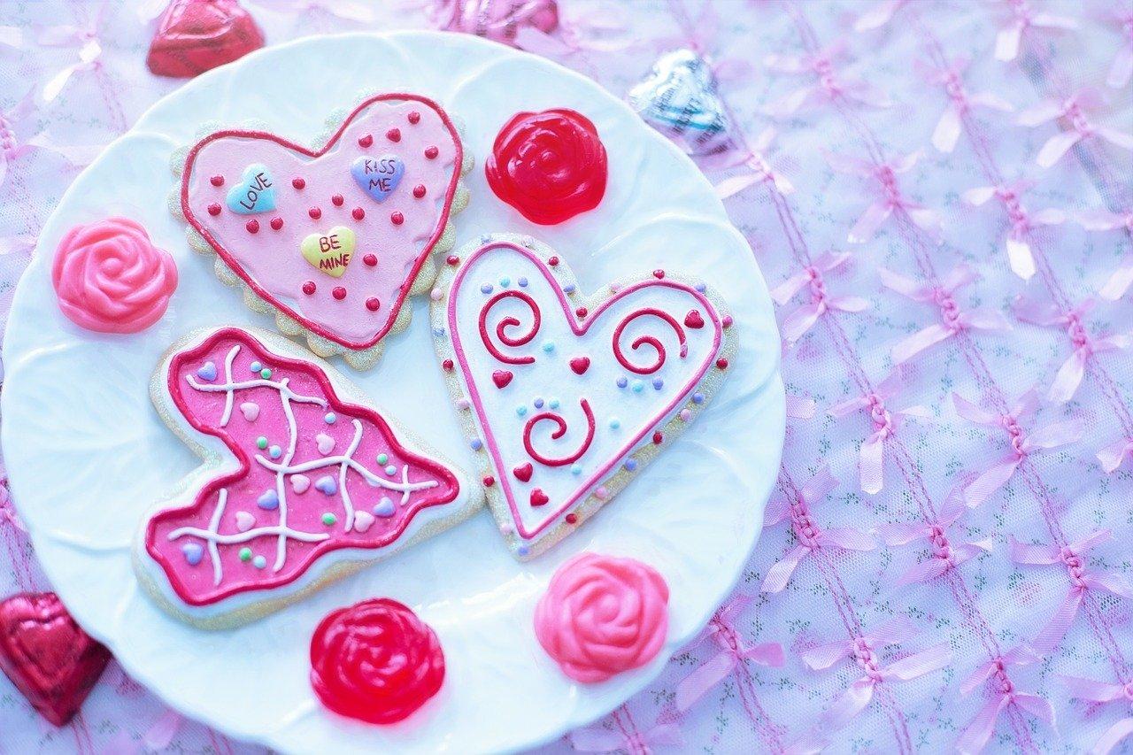 Walentynki dla bobasa wierszyk życzenia na Walentynki