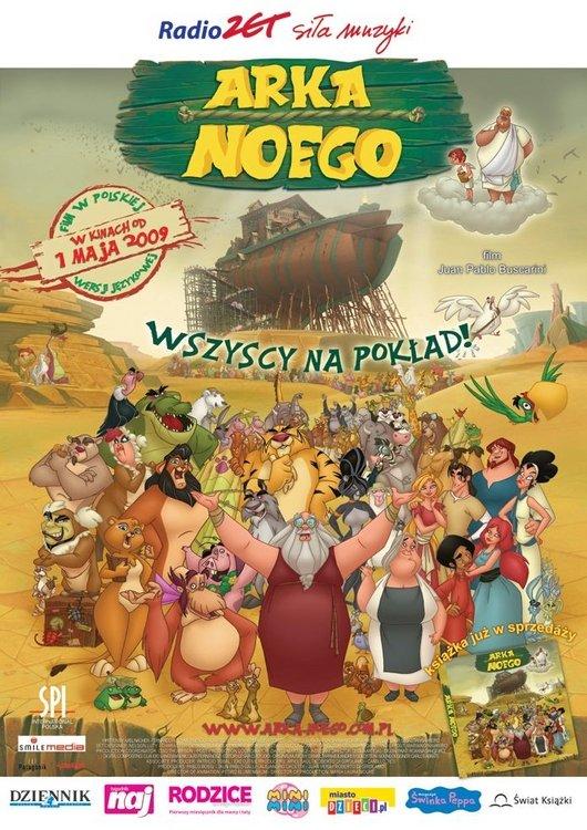 Arka-Noego plakat