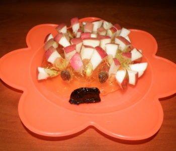 Jabłkowy-jeżyk