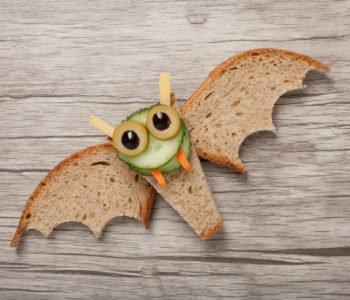 Przepis na kanapkę – nietoperz