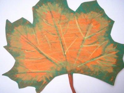 Jesienny-liść