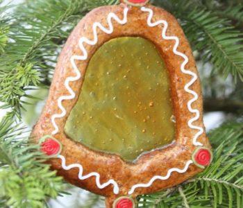 Przepis na świąteczne pierniki z witrażykami