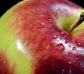 Jabłko wróżby andrzejkowe dla dzieci