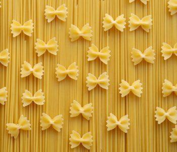 makaron kokardki spagetti