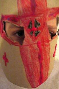Rycerska maska