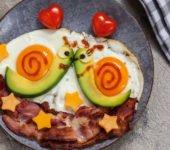 przepis na ślimaczki z jajek z awokado