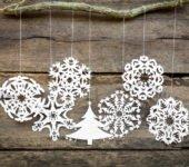 Papierowe gwiazdki, zabawy świąteczne dla dzieci