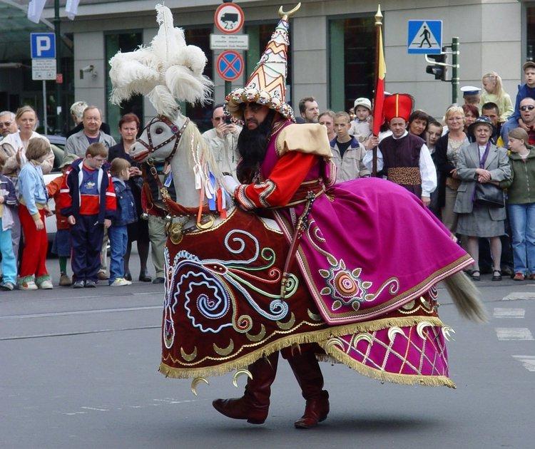 lajkonik w Krakowie