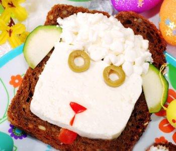 Przepis na kanapkę – owieczka