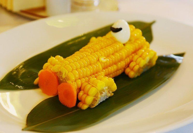 przepis na auto z kukurydzy