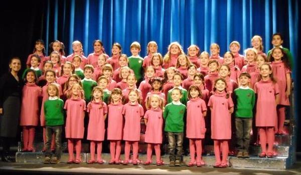 Koncert chóru dziecięcego Piccolo Coro dell2 Antoniano