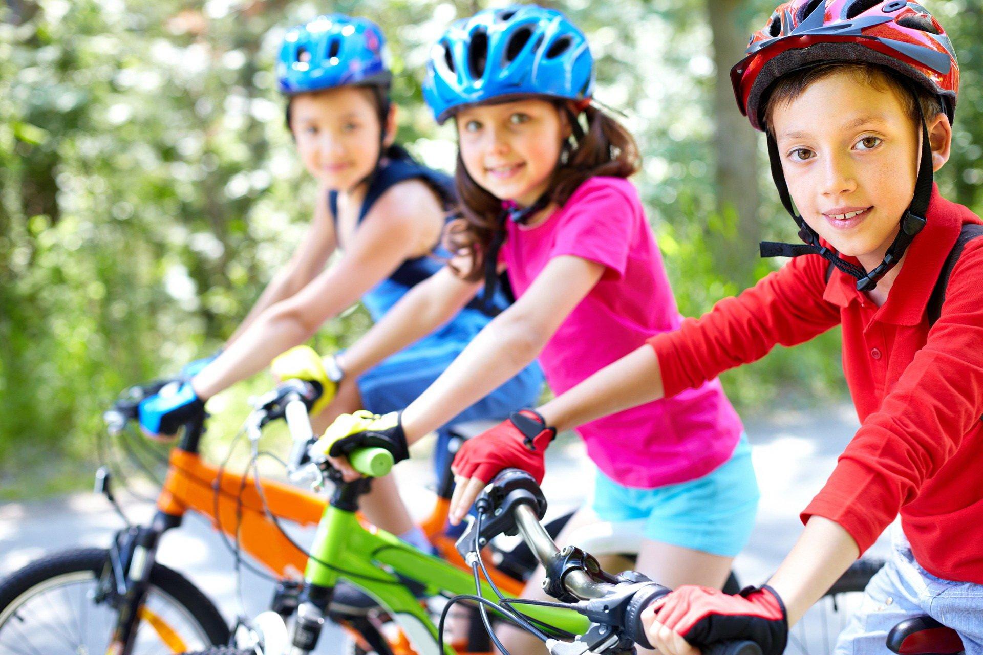 Wybieramy rower dla dziecka