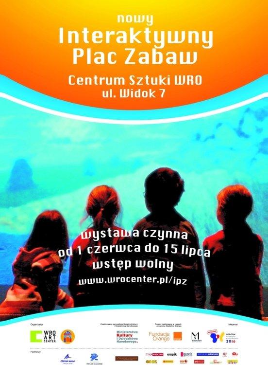 Interaktywny Plac Zabaw w Centrum Sztuki WRO