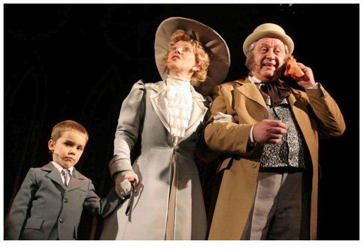 Mała Księżniczka w Teatrze Muzycznym Capitol