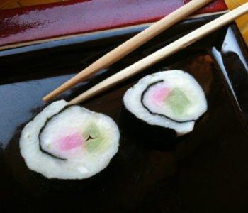 Mydełko-sushi