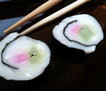 Mydełko sushi