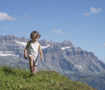 Zabieranie dzieci w góry
