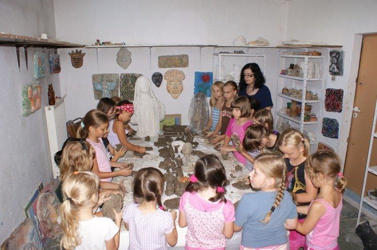 wakacyjne warsztaty dla dzieci