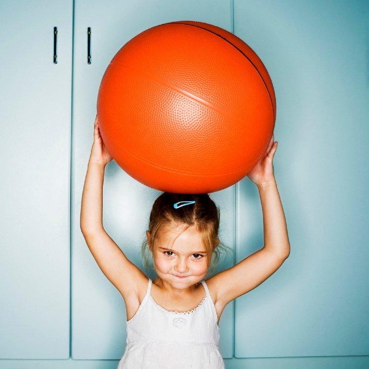Gimnastyka korekcyjna dla malucha w Dworku Artura