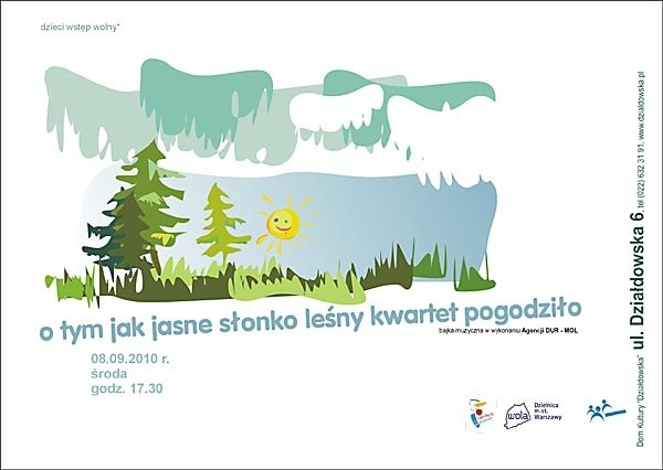 spektakl dla dzieci w Warszawie