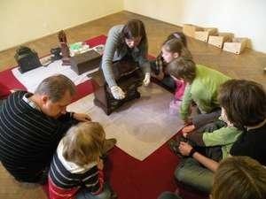warsztaty i spotkania dla rodzin