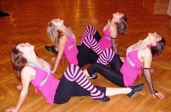 zajęcia taneczne w Radości