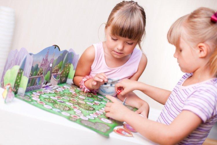 Najlepsze gry planszowe dla maluchów