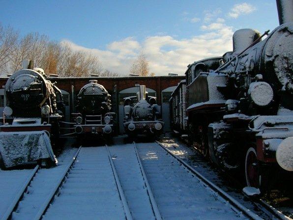 Muzeum-Przemysłu-i-Kolejnictwa-w-Jaworzynie-Śląskiej zima