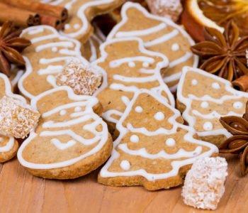 Świąteczne pierniczki – prosty przepis