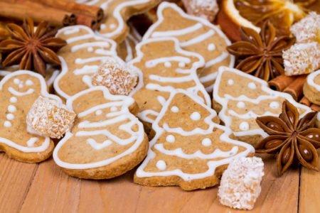przepis na łatwe świąteczne pierniczki