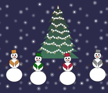 40 darmowych kolorowanek na Boże Narodzenie