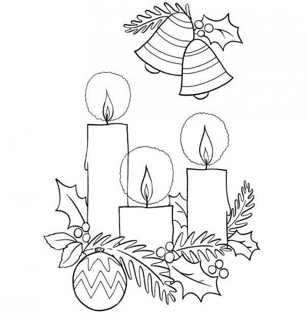 Kolorowanki Boże Narodzenie Wydarzenia Imprezy Dla Dzieci