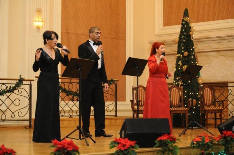 Koncert kolędowy Merry Christmas w Operze Śląskiej