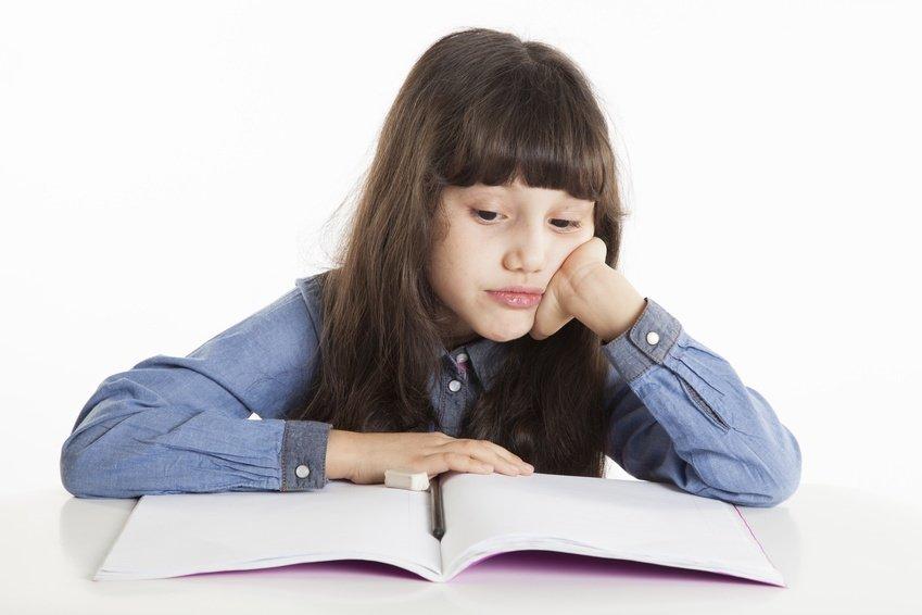 Dlaczego dziecko nie chce się uczyć
