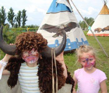 Piknik-rodzinny-w-Wiosce-Indiańskiej-Pocahontas