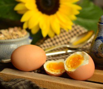 Żart na Prima Aprilis dla dzieci, jajko na twardo