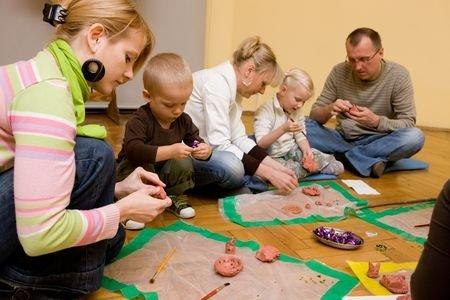Warsztaty dla rodzin w Krakowie
